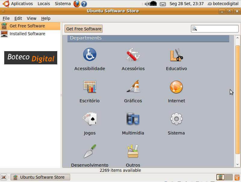 Ubuntu 9.10 Karmic Koala 16