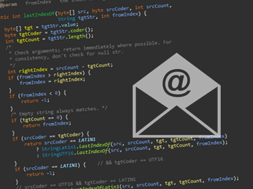 java email