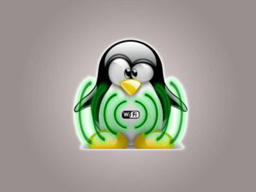 tux wifi