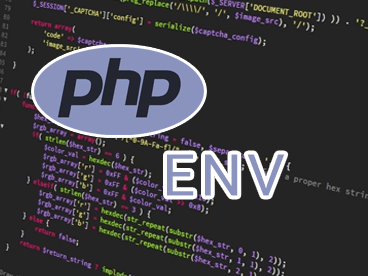 thumb php env