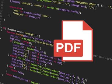PHP para PDF